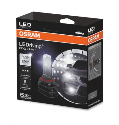 LED лампа Osram LEDriving FOG LAMP H8/H11/H16 Cool White 66220CW